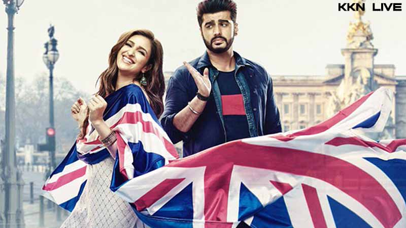 Namaste England: Arjun Kapoor and Parineeti Chopra spill Ishaqzaade charm